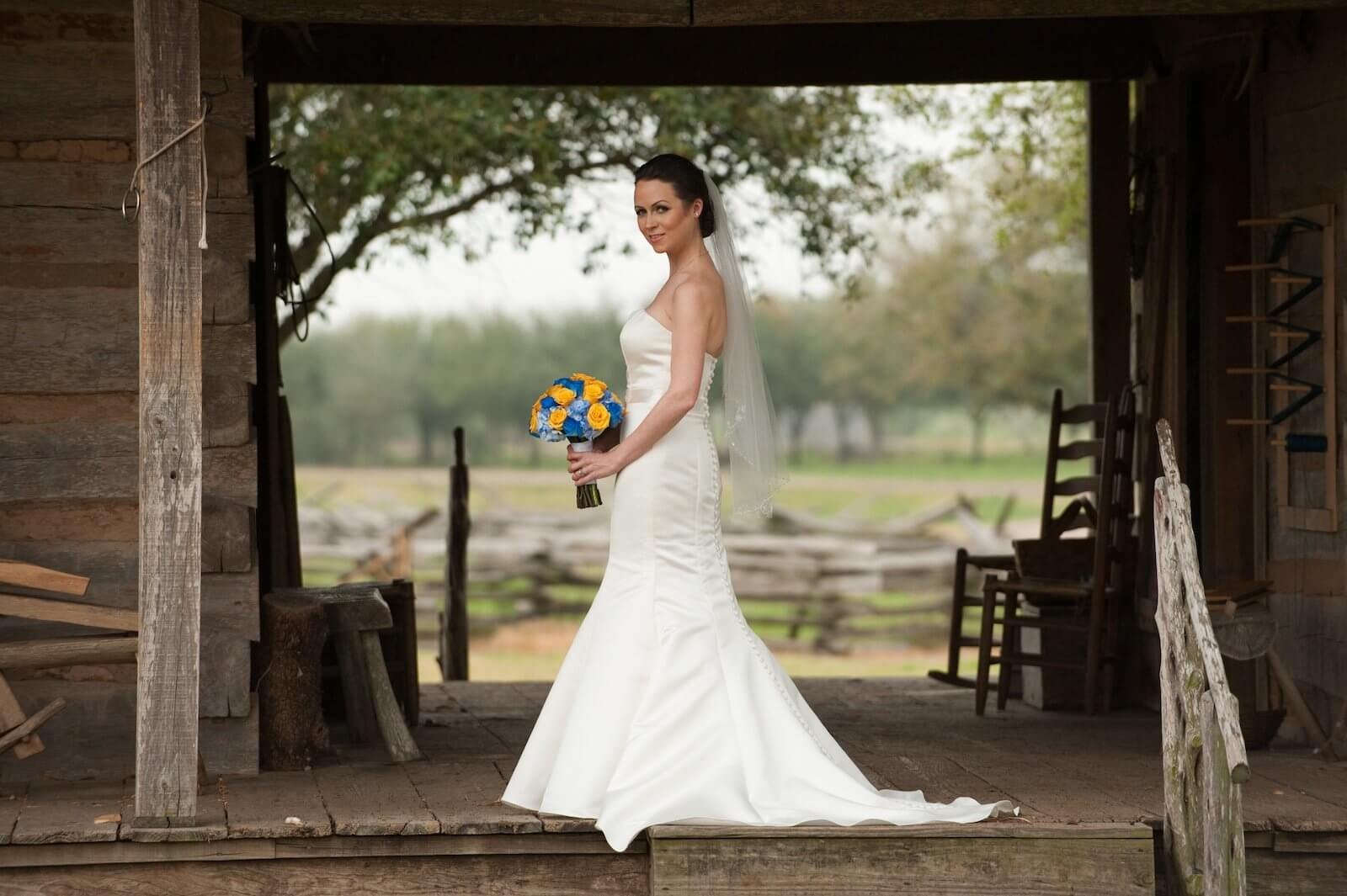 Stock Farm Wedding