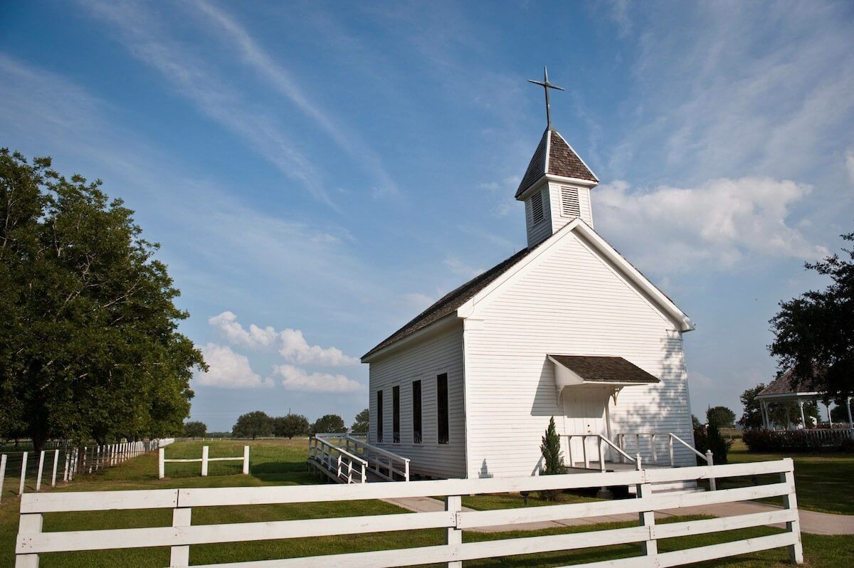 Weddings George Ranch Historical Park