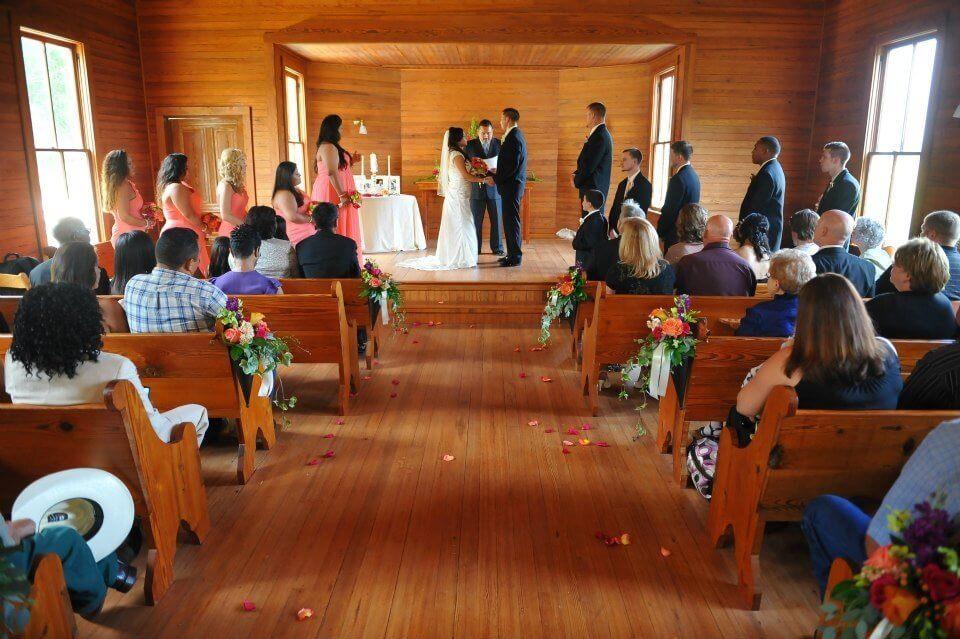 Stock Farm Wedding